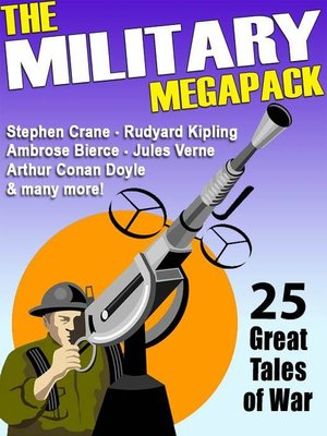 cover image of The Military Megapack